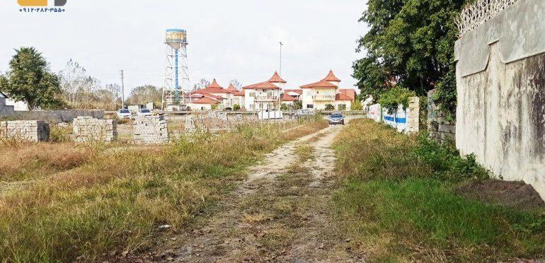 فروش زمین شهرکی درمنطقه برند محمودآباد