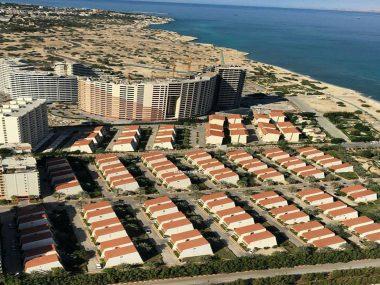 آپارتمان ۹۶ متری در برج دامون ساحلی ۲ کیش با دید دریا