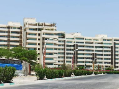 فروش دامون دریا ۱ کیش آپارتمان ۸۴ متری نزدیک به اسکله